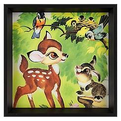 Bambi Framed Deluxe Print