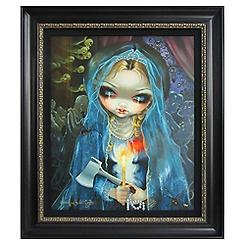 ''The Bride'' Framed Ltd. Edition Giclee on Canvas by Jasmine Becket-Griffith