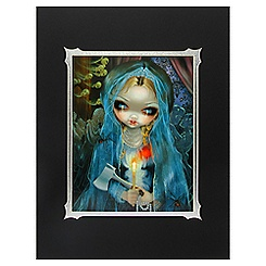 Haunted Mansion ''The Bride'' Deluxe Print by Jasmine Becket-Griffith
