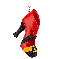 Mrs. Incredible Shoe Ornament