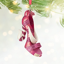 Cheshire Cat Shoe Ornament