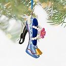 Clarabelle Cow Shoe Ornament