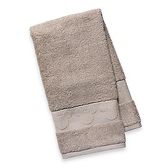 Mickey Mouse Icon Hand Towel - Beige