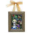 ''Alice in the Garden'' Framed Giclee on Canvas by Jasmine Becket-Griffith