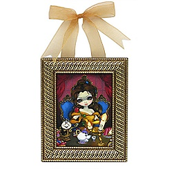 ''Belle's Enchantment'' Framed Giclee on Canvas by Jasmine Becket-Griffith
