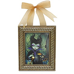 ''Maleficent Enthroned'' Framed Giclee on Canvas by Jasmine Becket-Griffith