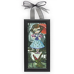 ''Tightrope Girl'' Framed Giclee on Canvas by Jasmine Becket-Griffith - Small