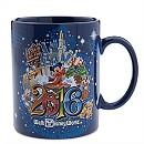 Sorcerer Mickey Mouse Jumbo Mug - Walt Disney World 2016