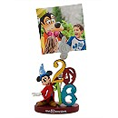 Sorcerer Mickey Mouse Photo Clip Frame - Walt Disney World 2016