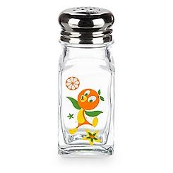 Orange Bird Salt or Pepper Shaker - Full Figure