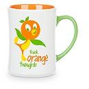 The Orange Bird Mug