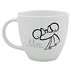 Minnie Mouse ''Mrs.'' Mug