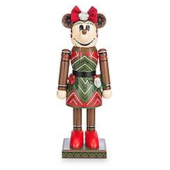 Minnie Mouse Tiki Nutcracker Figure - 12 1/2'' - Limited Release