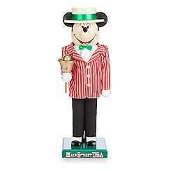 Mickey Mouse Dapper Dan Nutcracker Figure - 13'' H - Limited Release