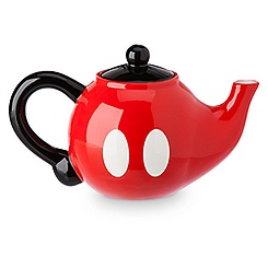 Mickey Mouse Colorful Kitchen Teapot