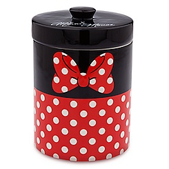 Minnie Mouse Ceramic Kitchen Cannister