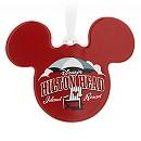 Mickey Mouse Icon Ornament - Disney's Hilton Head Island Resort