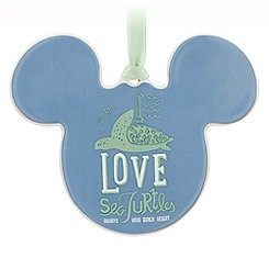 Mickey Mouse Icon Ornament - Disney's Vero Beach Resort