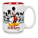 Mickey Mouse Mug - Disneyland