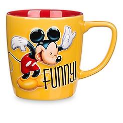 Mickey Mouse Personality Mug
