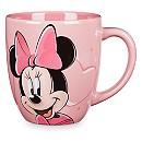 Minnie Mouse Portrait Mug - Disneyland