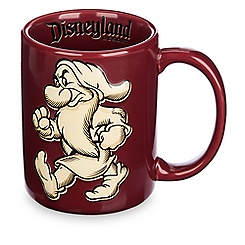 Grumpy Mug - Disneyland