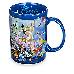 Mickey Mouse and Friends Mug - Disneyland Diamond Celebration
