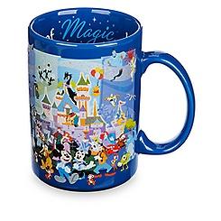 Mickey Mouse and Friends Mug - Disneyland Diamond Celebration