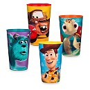 Pixar Lenticular Tumbler Set