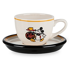 Mickey Mouse Espresso Set