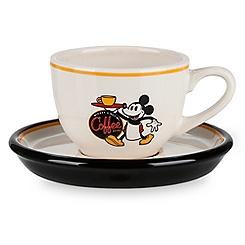 Mickey Mouse Espresso Set