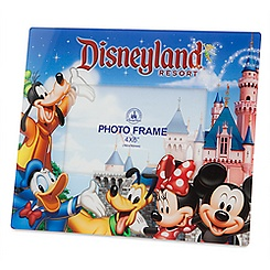 Mickey Mouse and Friends Photo Frame - Disneyland - 4'' x 6''