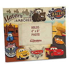 Cars Land Photo Frame - Disney California Adventure - 4'' x 6''