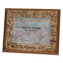 Disney's Art of Animation Resort Wood Photo Frame - 5'' x 7''