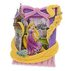 Rapunzel Photo Frame - 4'' x 6''