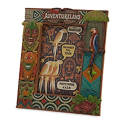 Enchanted Tiki Room Photo Frame - Adventureland - 4'' x 6''