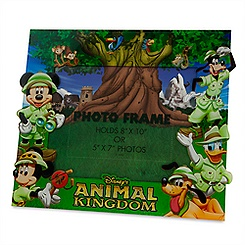 Mickey Mouse Photo Frame - Disney's Animal Kingdom - 8'' x 10'' or 5'' x 7''