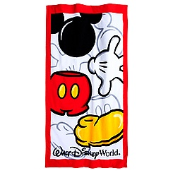 Best of Mickey Mouse Beach Towel