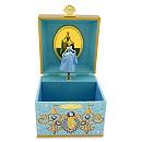 Cinderella Musical Jewelry Box