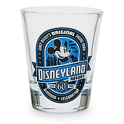 Mickey Mouse Mini Glass - Disneyland Diamond Celebration