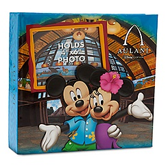 Mickey Mouse and Friends Photo Album -  Aulani, A Disney Resort & Spa