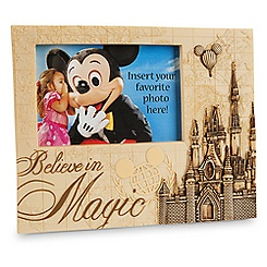 Walt Disney World Vintage Collection Photo Frame - 4'' x 6''