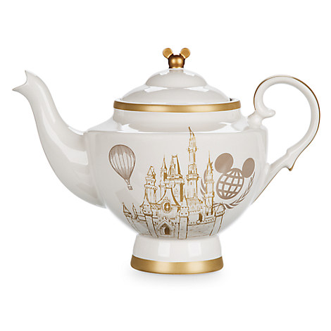 Walt Disney World Vintage Collection Tea Pot New