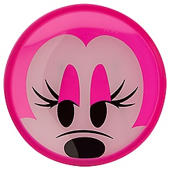 Minnie Mouse Colorful Kitchen Glass Plate