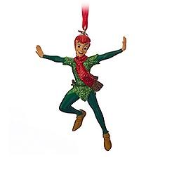 Peter Pan Figural Ornament