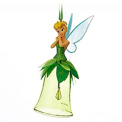 Tinker Bell Figural Bell Ornament