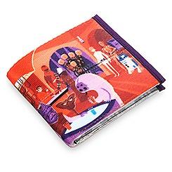 Star Wars Cantina Billfold by Shag for Harveys