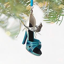 Aurora Shoe Ornament - Disneyland Diamond Celebration
