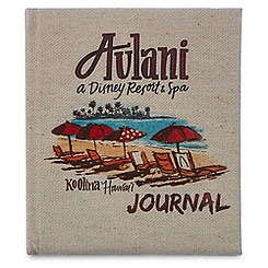 Mickey Mouse Canvas Journal - Aulani, A Disney Resort & Spa