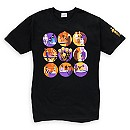 Star Wars Cantina Tee for Adults by Shag